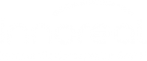 Innoreal Kommunikationsagentur Hannover Logo Weiß